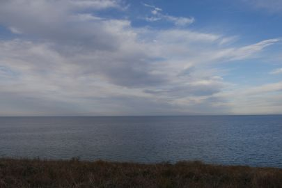 The reef is around 1km off the coast of Ardrossan, near Rogues Point