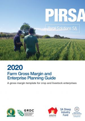 2020 Farm Gross Margin and Enterprise Planning Guide